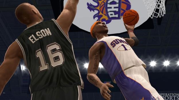 NBA '08 Screenshot #2 for PS3