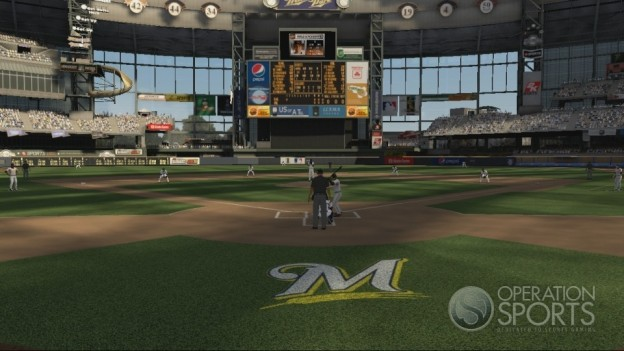 Major League Baseball 2K10 Screenshot #238 for Xbox 360
