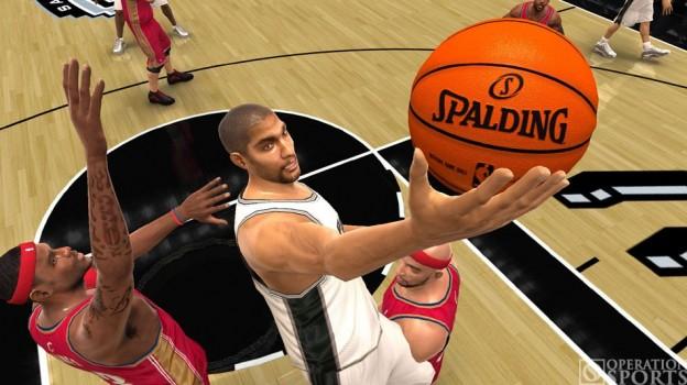 NBA '08 Screenshot #3 for PS3