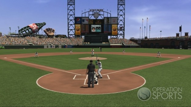 Major League Baseball 2K10 Screenshot #253 for Xbox 360