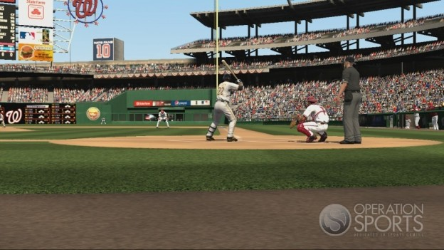Major League Baseball 2K10 Screenshot #267 for Xbox 360