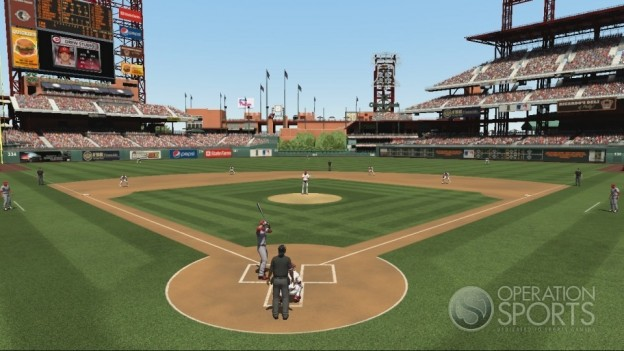 Major League Baseball 2K10 Screenshot #277 for Xbox 360