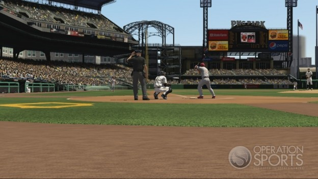 Major League Baseball 2K10 Screenshot #279 for Xbox 360