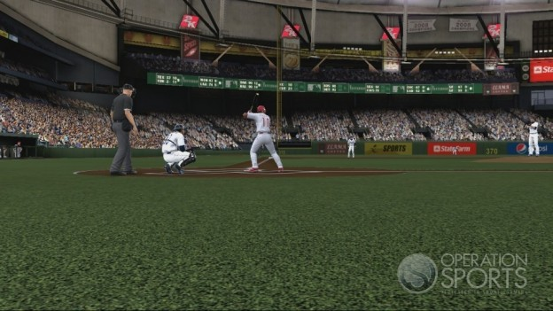 Major League Baseball 2K10 Screenshot #284 for Xbox 360