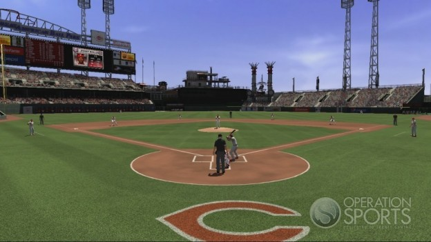 Major League Baseball 2K10 Screenshot #292 for Xbox 360