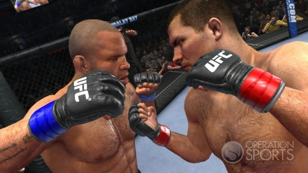 UFC Undisputed 2010 Screenshot #17 for Xbox 360