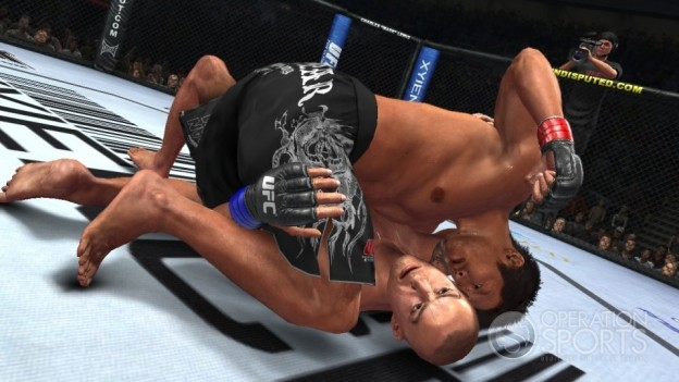 UFC Undisputed 2010 Screenshot #18 for Xbox 360