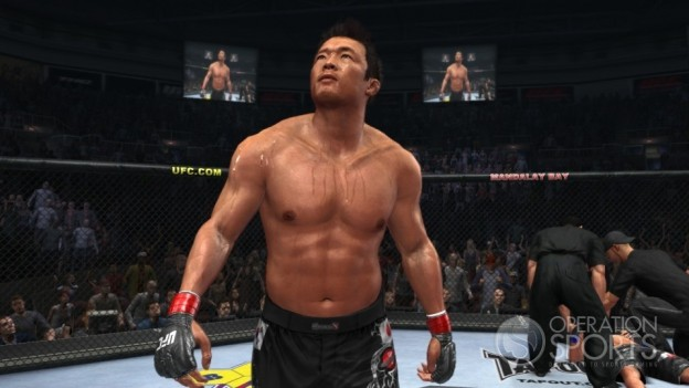 UFC Undisputed 2010 Screenshot #19 for Xbox 360