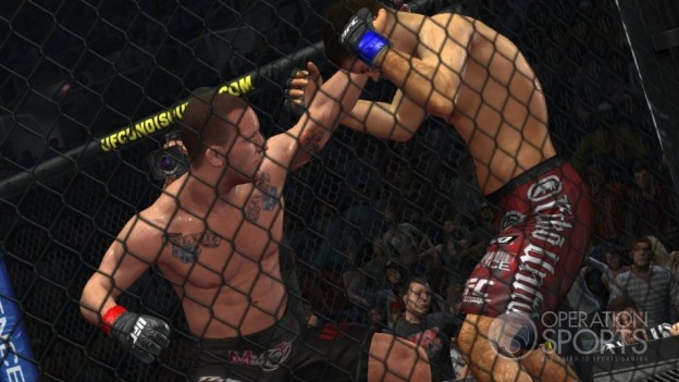 UFC Undisputed 2010 Screenshot #21 for Xbox 360