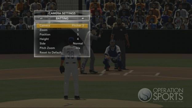 Major League Baseball 2K10 Screenshot #312 for Xbox 360