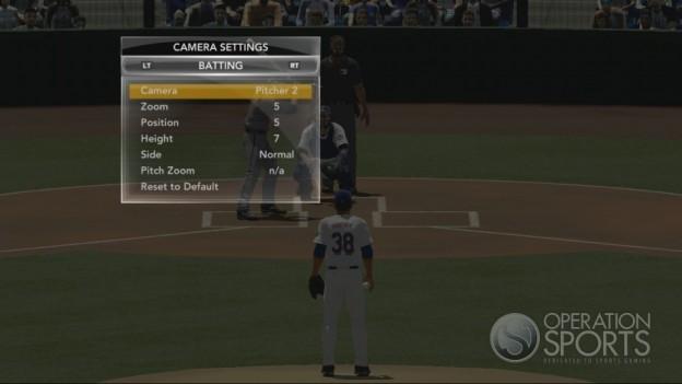 Major League Baseball 2K10 Screenshot #313 for Xbox 360