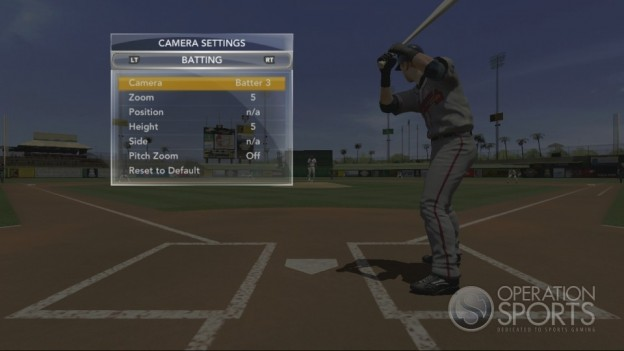 Major League Baseball 2K10 Screenshot #315 for Xbox 360