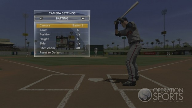 Major League Baseball 2K10 Screenshot #316 for Xbox 360