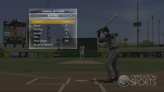 Major League Baseball 2K10 Screenshot #317 for Xbox 360