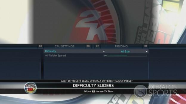 Major League Baseball 2K10 Screenshot #319 for Xbox 360