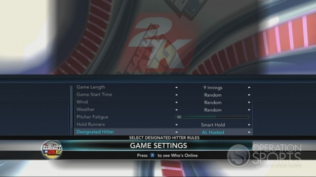 Major League Baseball 2K10 Screenshot #327 for Xbox 360