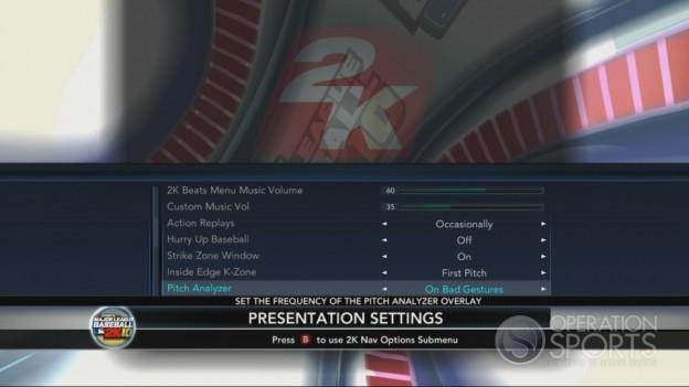 Major League Baseball 2K10 Screenshot #337 for Xbox 360