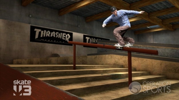 Skate 3 Screenshot #17 for Xbox 360