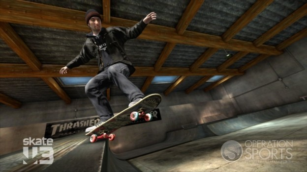 Skate 3 Screenshot #18 for Xbox 360