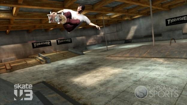Skate 3 Screenshot #19 for Xbox 360