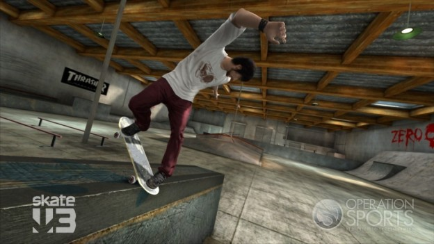 Skate 3 Screenshot #20 for Xbox 360