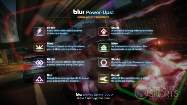Blur Screenshot #7 for Xbox 360