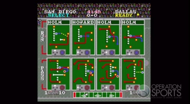 Tecmo Bowl Throwback Screenshot #2 for Xbox 360