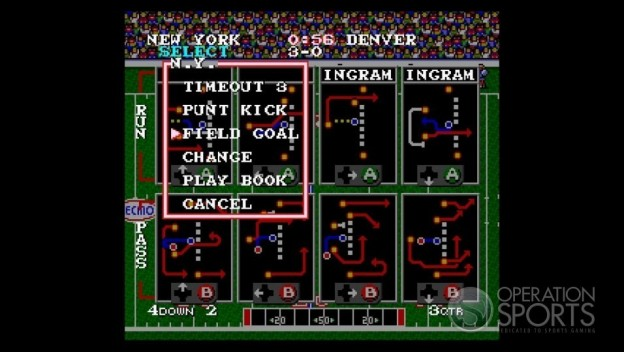 Tecmo Bowl Throwback Screenshot #4 for Xbox 360