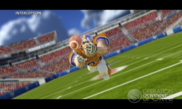 Tecmo Bowl Throwback Screenshot #7 for Xbox 360