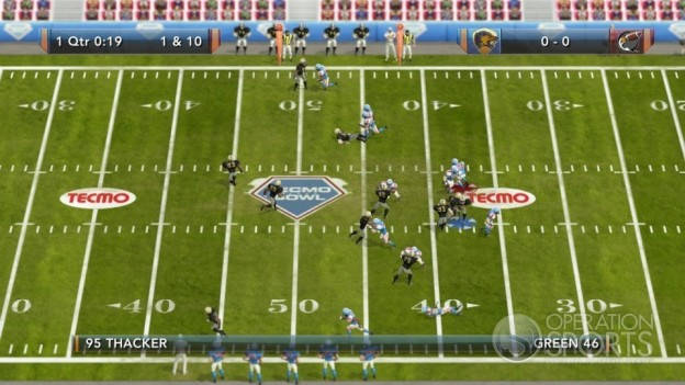 Tecmo Bowl Throwback Screenshot #10 for Xbox 360