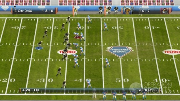 Tecmo Bowl Throwback Screenshot #11 for Xbox 360