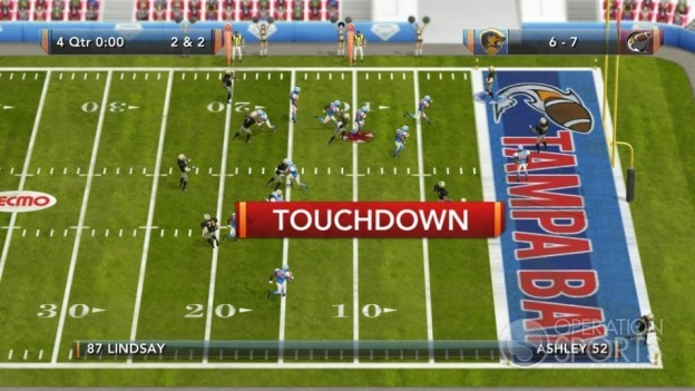 Tecmo Bowl Throwback Screenshot #12 for Xbox 360