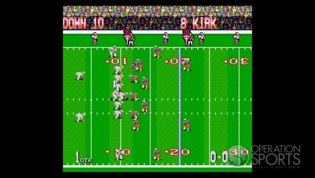 Tecmo Bowl Throwback Screenshot #13 for Xbox 360