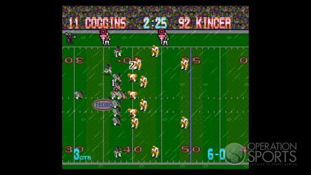 Tecmo Bowl Throwback Screenshot #15 for Xbox 360