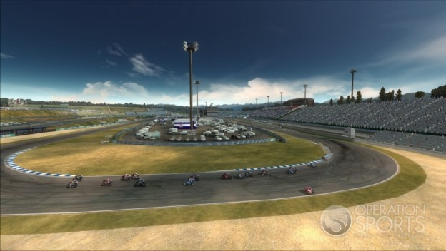 MotoGP 09/10 Screenshot #18 for Xbox 360