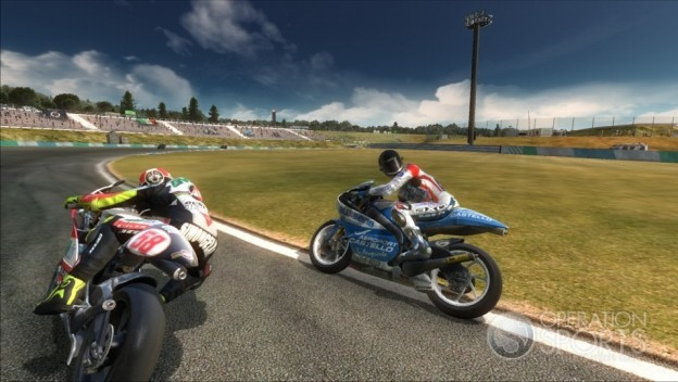 MotoGP 09/10 Screenshot #20 for Xbox 360