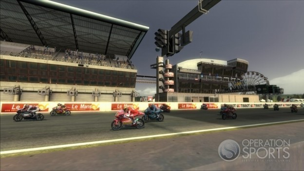 MotoGP 09/10 Screenshot #22 for Xbox 360