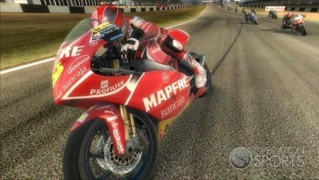 MotoGP 09/10 Screenshot #23 for Xbox 360