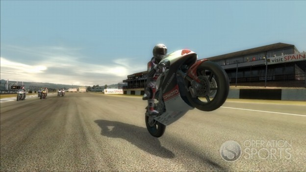MotoGP 09/10 Screenshot #24 for Xbox 360