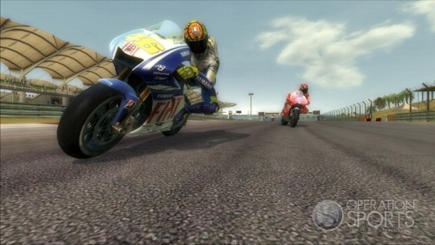 MotoGP 09/10 Screenshot #25 for Xbox 360