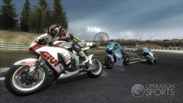 MotoGP 09/10 Screenshot #26 for Xbox 360
