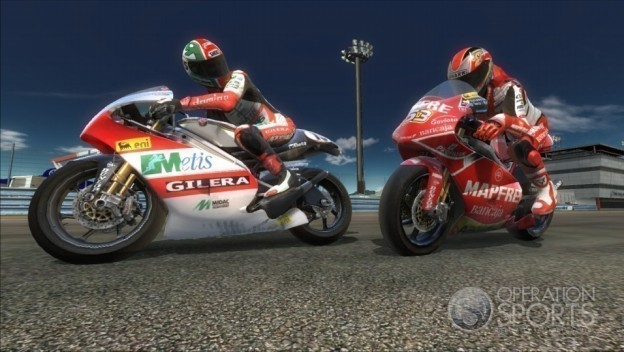 MotoGP 09/10 Screenshot #27 for Xbox 360