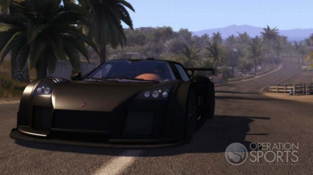 Test Drive Unlimited 2 Screenshot #2 for Xbox 360