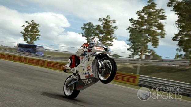SBK X Screenshot #1 for Xbox 360