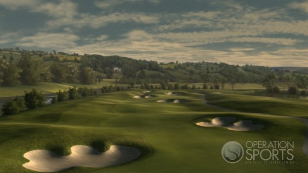 Tiger Woods PGA TOUR 11 Screenshot #2 for Xbox 360