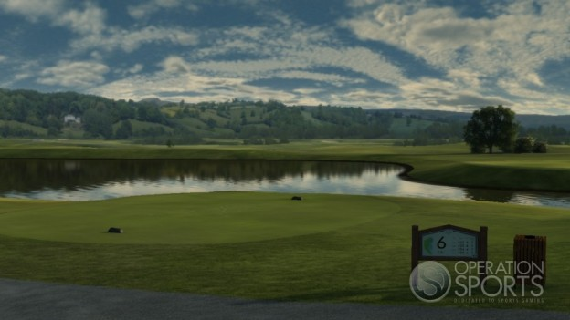 Tiger Woods PGA TOUR 11 Screenshot #3 for Xbox 360