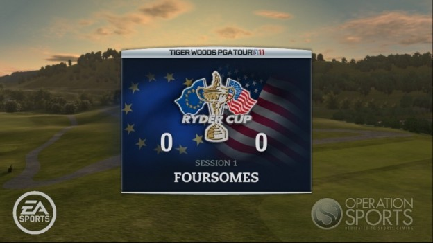 Tiger Woods PGA TOUR 11 Screenshot #10 for Xbox 360