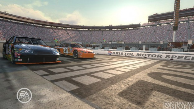 NASCAR 08 Screenshot #2 for Xbox 360