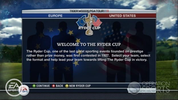 Tiger Woods PGA TOUR 11 Screenshot #11 for Xbox 360