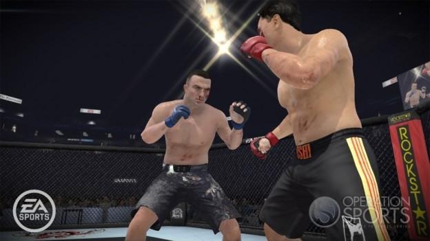EA Sports MMA Screenshot #14 for Xbox 360